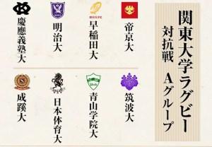【対抗戦勢新体制!】大学ラグビー2020 新体制まとめ ~関東対抗戦A編~