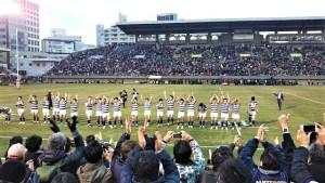 【最終順位反映!(12月1日更新)】ラグビー大学選手権2019 日程&トーナメント表