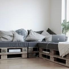 Diy Sofa From Pallets Half Round Rattan Nanabech