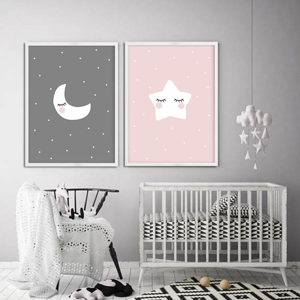 Nursery Kids Childrens Bedroom Pirate Wall Art Picture A4 Print