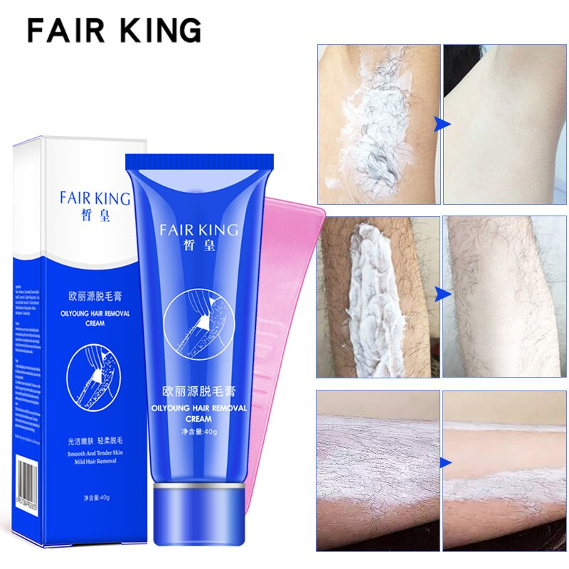 Fairking Men And Women Herbal Depilatory Cream Hair Removal Painless Cream For Removal Armpit Legs Hair Body Care