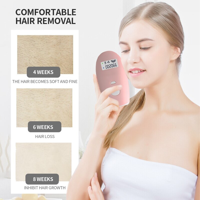 Ipl Laser Hair Removal Machine Lcd Laser 990000 Flashes Epilators Photoepilator Face Body Hair Remover Device Dropshipping Nana S Corner Beauty Cosmetic