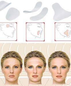 Remove Face Wrinkle Tape Reduce Sagging Skin Lift Up Tape Frown Smile Lines Anti Wrinkle Patches Korea Face Beauty Care Tool Nana S Corner Beauty Cosmetic