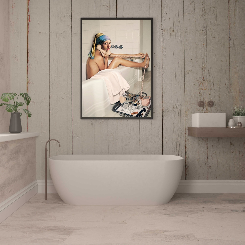Bathroom Posters And Prints Nordic Poster Vogue Wall Art Modern Canvas Painting Fashion Wall Pictures For Living Room Unframed Nana S Corner Beauty Cosmetic