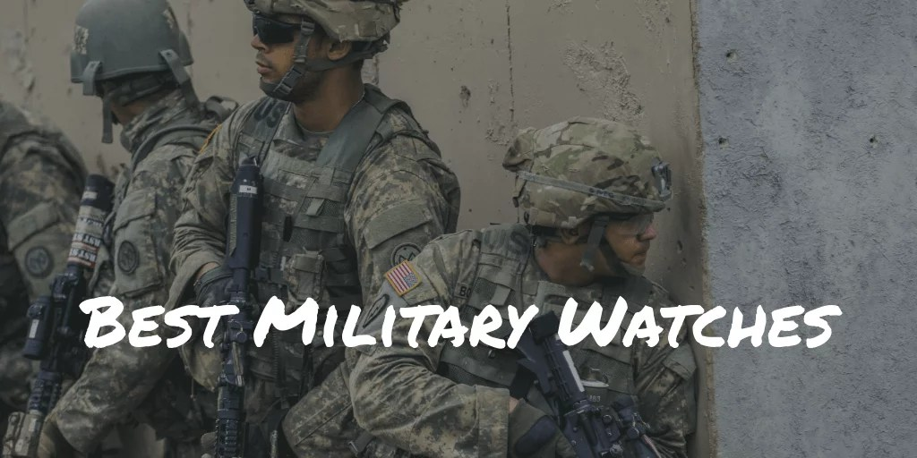 15 best military watches