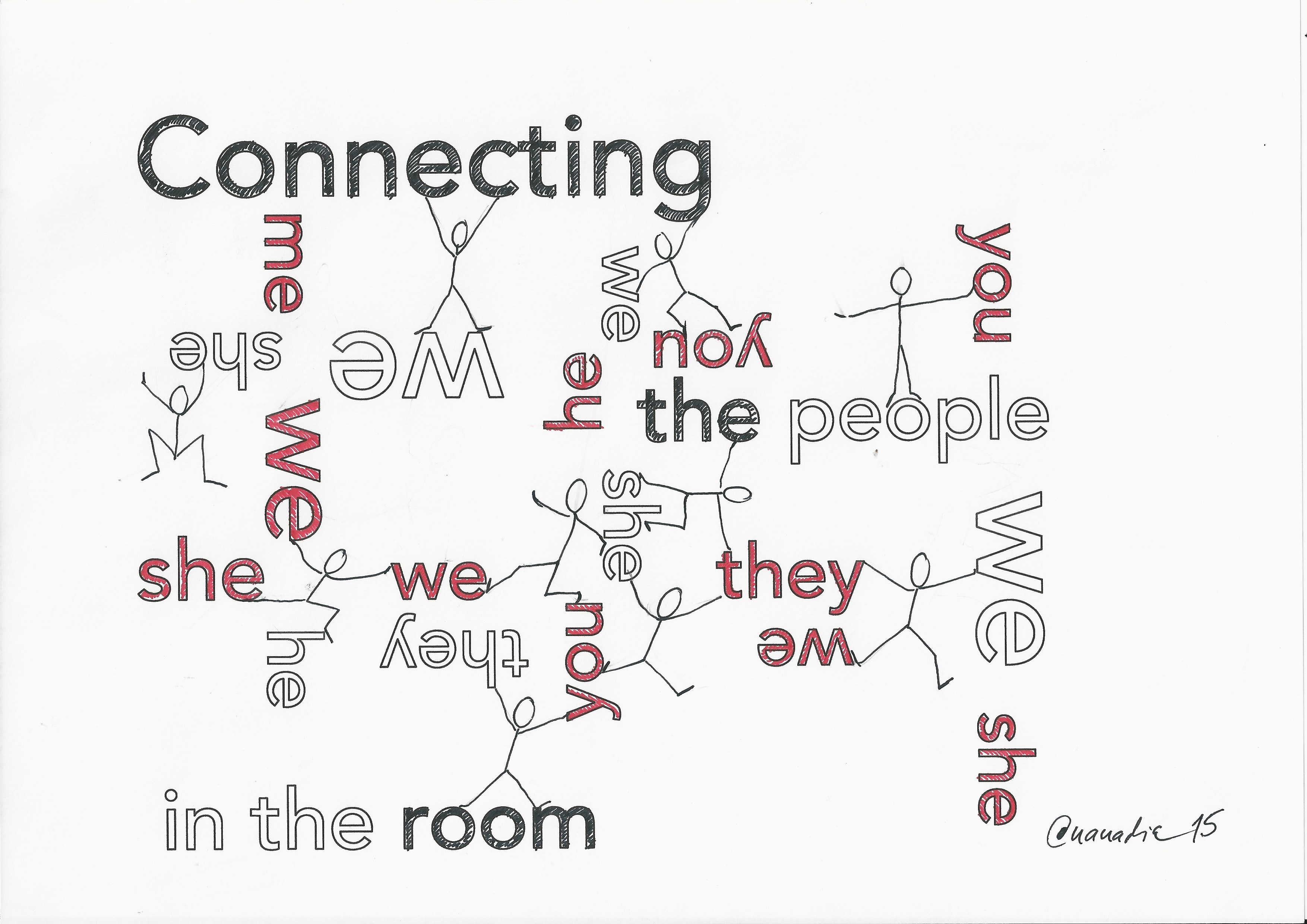 Connecting People In A Workshop Is No Luxury Learning