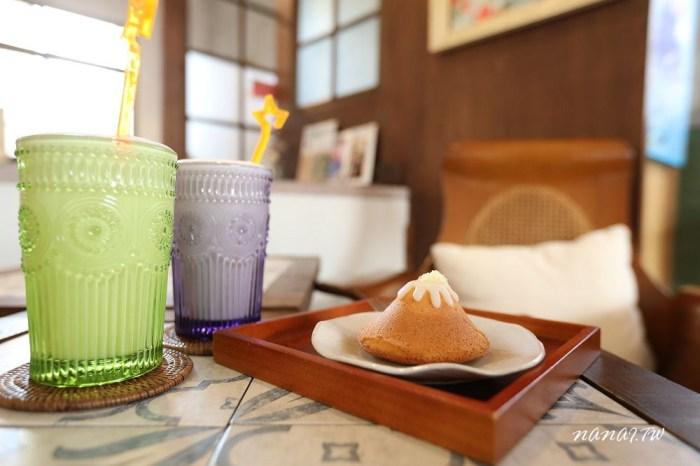 宜蘭礁溪》PonPon乓乓雜貨咖啡。舊時時光的影子,蘊含著老件傢俱的靈魂