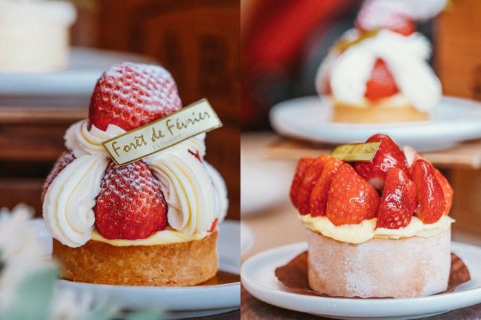 二月森甜點工作室。隱身台中烏日鐵皮屋!法式甜點、手工餅乾每周只賣3天