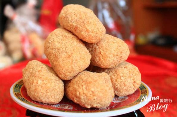 【彰化美食。溪湖】限定版伴手禮秋冬才有營業賣土豆粩❤盛東珍餅行
