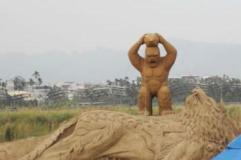 【南投】春節限定!走春的最佳玩樂點❤2014南投國際沙雕藝術季