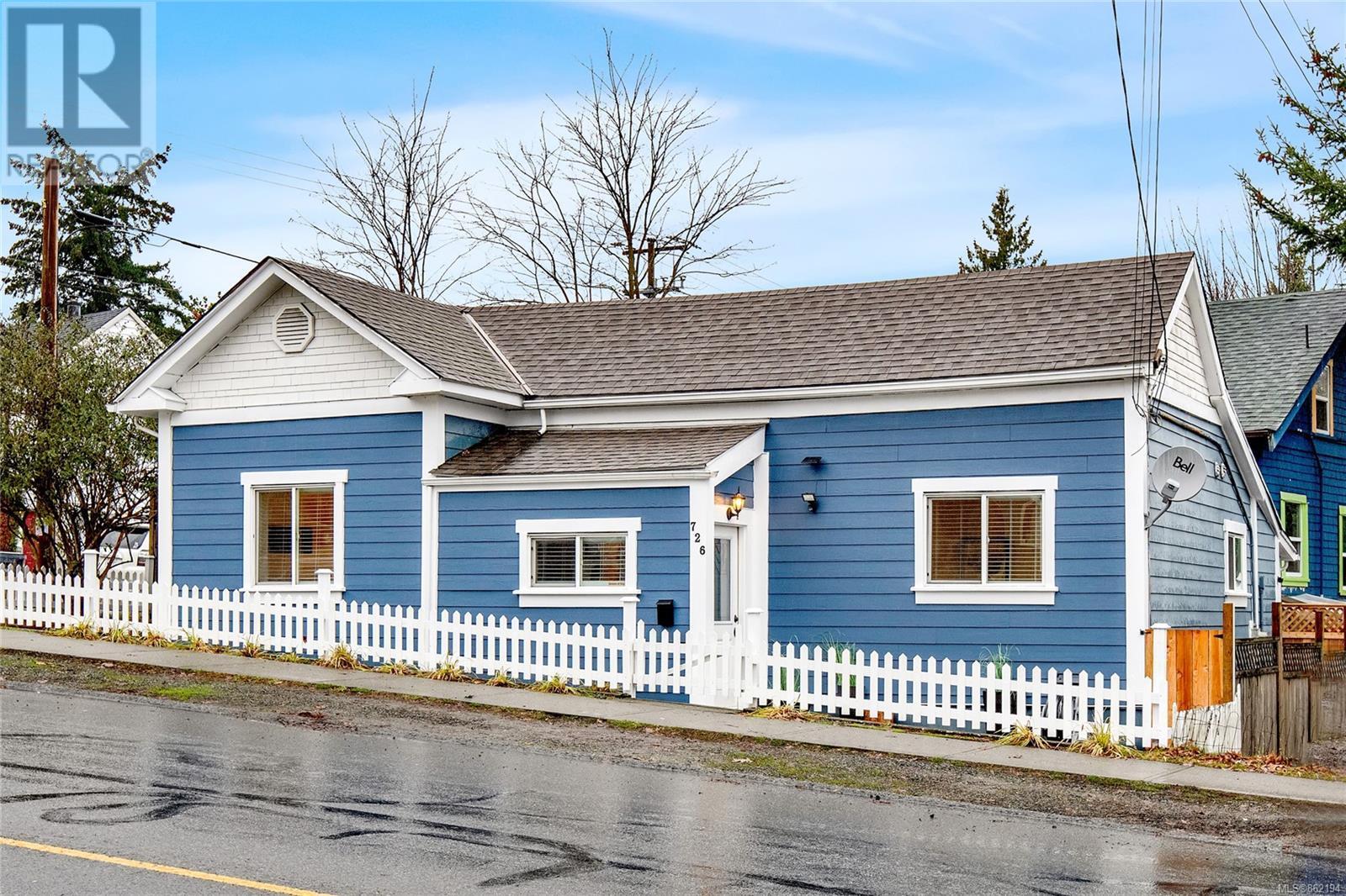 726 Fitzwilliam St, nanaimo, British Columbia