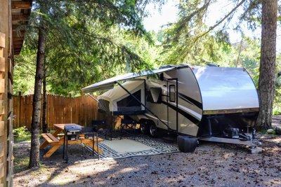 Trailer Campsite