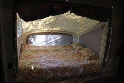 Queen Popout Bed 2