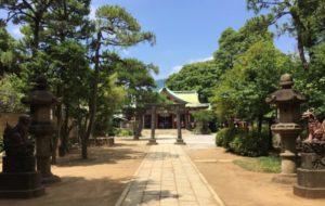 shinagajinja_honden
