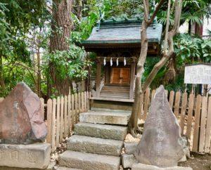 タテカワ講浅間神社