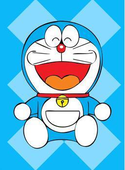 Gambar Boneka Doraemon Sedih