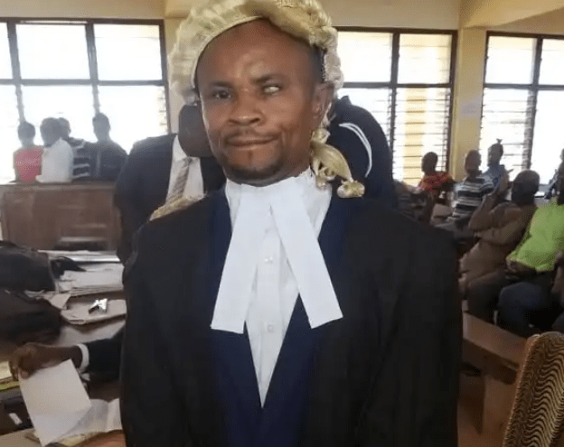 A fake lawyer arrested in Techiman 15