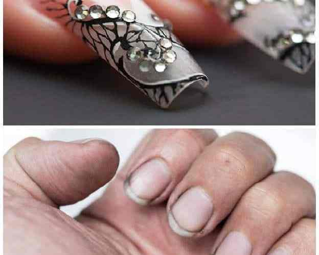 Experts advise: Ladies with long and artificial nails are at high risk of contracting Coronavirus 3