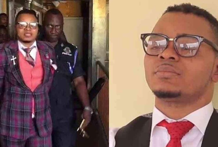 Obinim's Junior pastor debunks reports that the sick 'Angel' has been arrested by Ghana Police 12