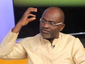 Member of Parliament: Kennedy Agyapong