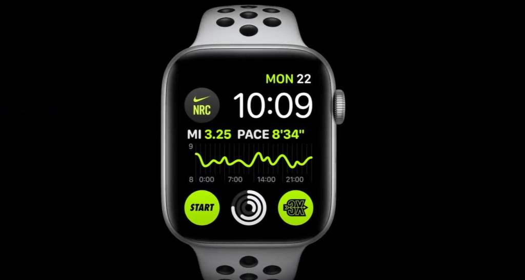 """New """"rich complications"""" in watchOS 7."""