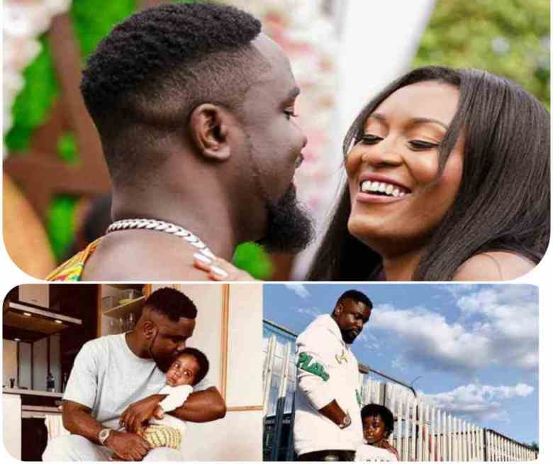 Sarkodie and family return home after 14day mandatory quarantine