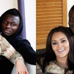 Why we never did a white wedding ~ Sulley Muntari's Wife