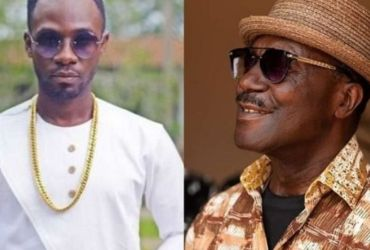 Veteran Ghanaian musician, Gyedu Blay-Ambolley, has gone missing after Okyeame Kwame decided to sue him over defamation.