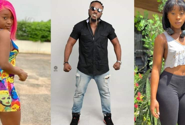 Which company will take you seriously when you are continuously removing pants and showing nipples ~ DKB questions Efia Odo