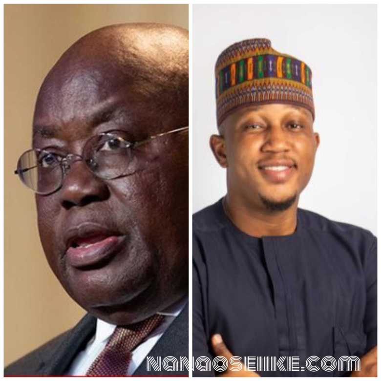 Akufo-Addo's long silence on #Endsars makes him endorser of lawlessness in Africa ~ Baba Sadiq