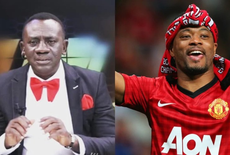 Patrice Evra shares Akrobeto's video, tells Ngolo Kante to come for his uncle [Watch video]