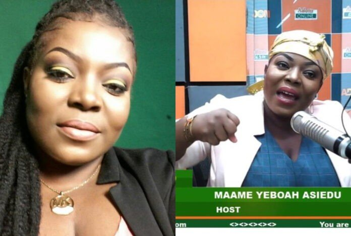 Reason why Maame Yeboah Asiedu resigned from Multimedia group