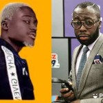 """Andy Dosty tells Okese 1 to walk out from his studio, Jams to his """"Yie Yie"""" song moments later [Video]"""