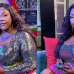 Mona Gucci reacts to reports suggesting that she was wacked by Kantanka TV [+video]
