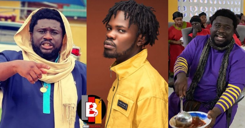 Why Ajagurajah sacked Fameye from his birthday party arty