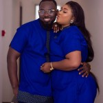 Xandy Kamel and husband, Kaninja mark their first marriage anniversary with stunning photos