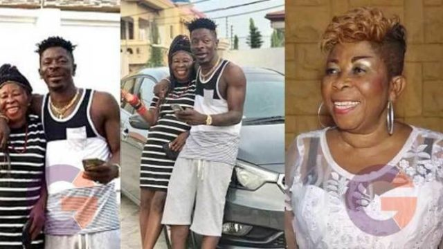 """""""Shatta Wale no longer takes care of me because Magdalene told him I am a witch"""" - Mother [Watch video]"""
