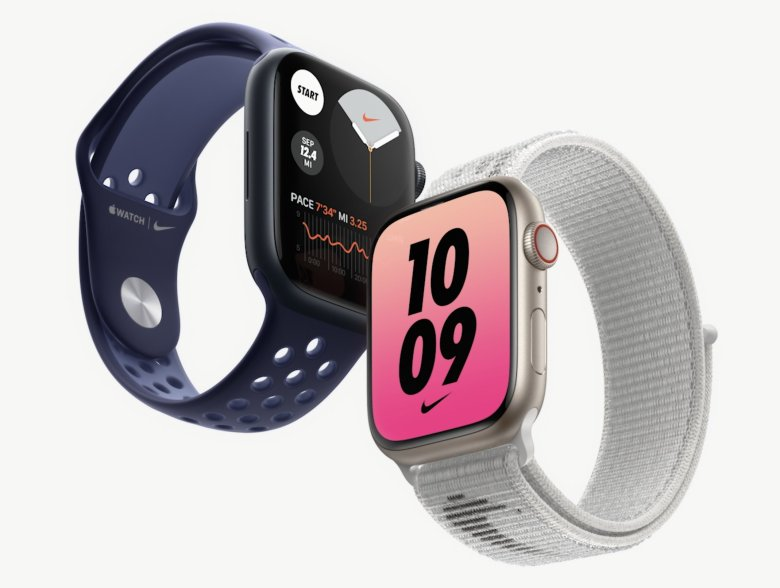 The Apple Watch Series 7 launch with an IP6X rating