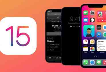 iOS 15 now available for public download