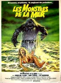 Les Monstres De La Mer : monstres, Monstres, Chronique, Nanarland