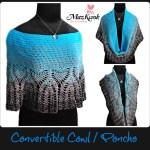 Cowl Poncho Maz Kwok's Designs