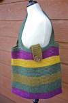 Carry Me Away Crochet Tote Bag Free Pattern