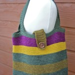 Carry Me Away Crochet Tote Bag Free Pattern