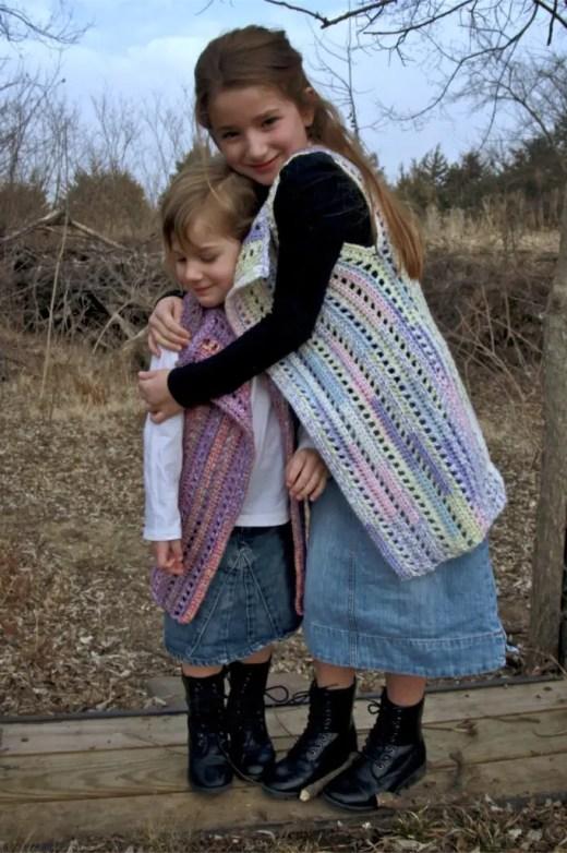 Brandywine Falls Vest Child Size 6/8