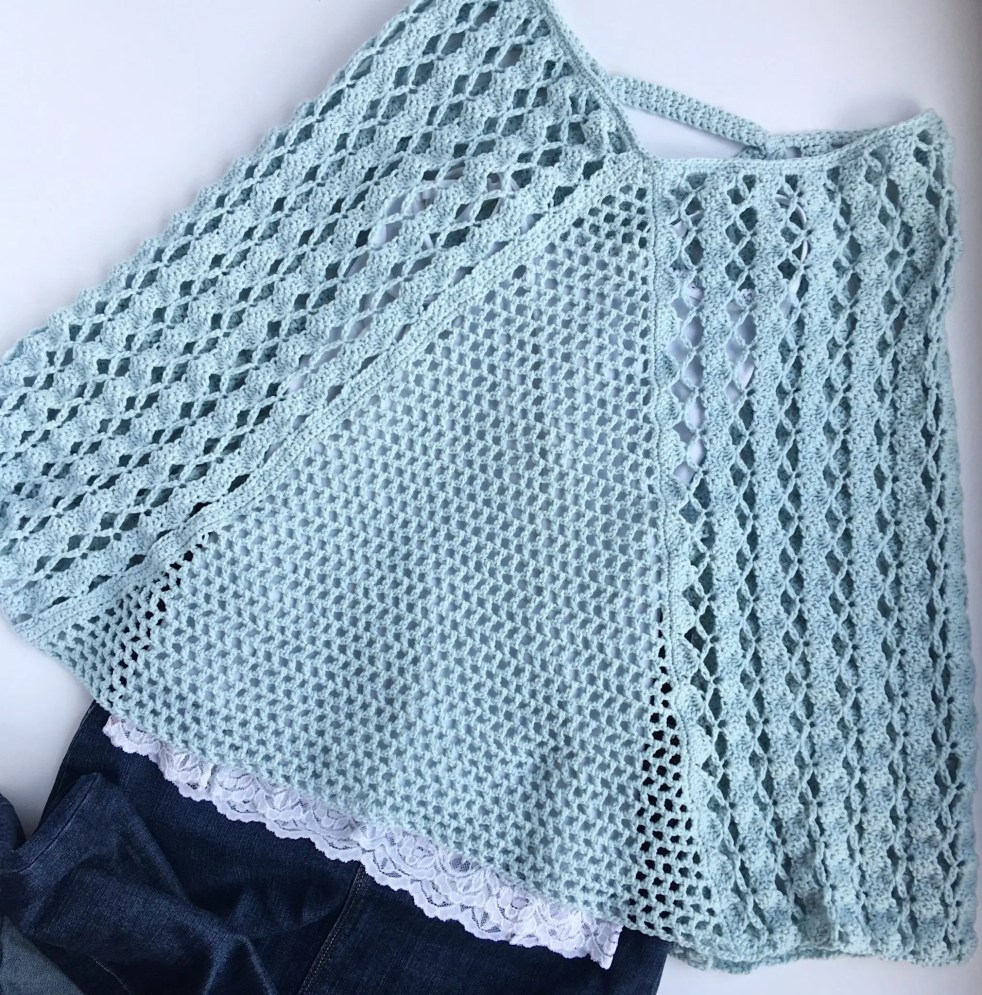 Whimsical Waves Poncho Video Tutorial