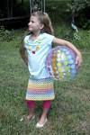 Pretty Play Date Dress Free Crochet Pattern