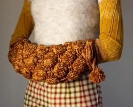 Embrace Hand Muff Crochet Pattern Knitcrate Giveaway