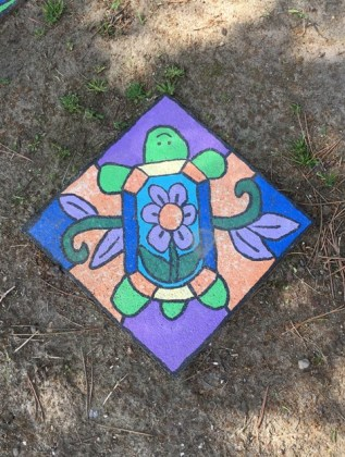 faded turtle