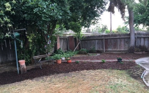 new mulch