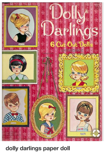 dolly darlings book